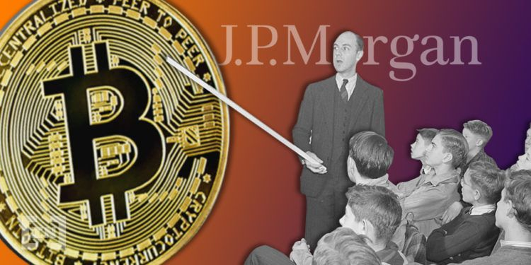 Биткоин рискует застрять под отметкой $60000— JPMorgan