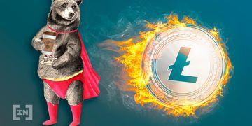 Litecoin подорожал практически в половину с начала года