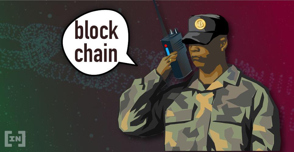 Military Blockchain