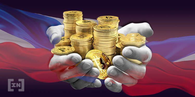 В России опять заговорили о регулировании цифровых активов