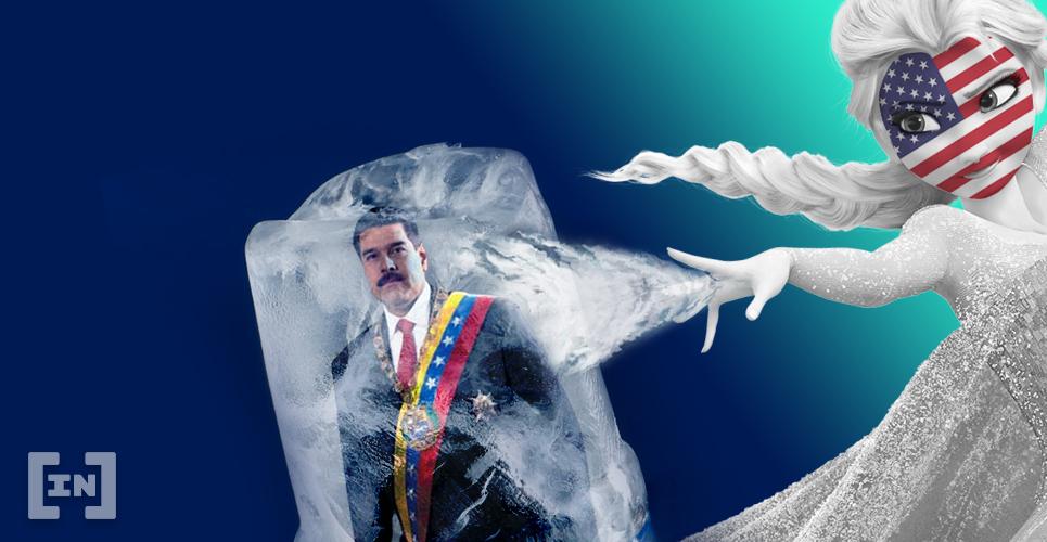 Venezuela Maduro Sanctions