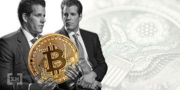Bitcoin BTC Winklevoss Federal Reserve