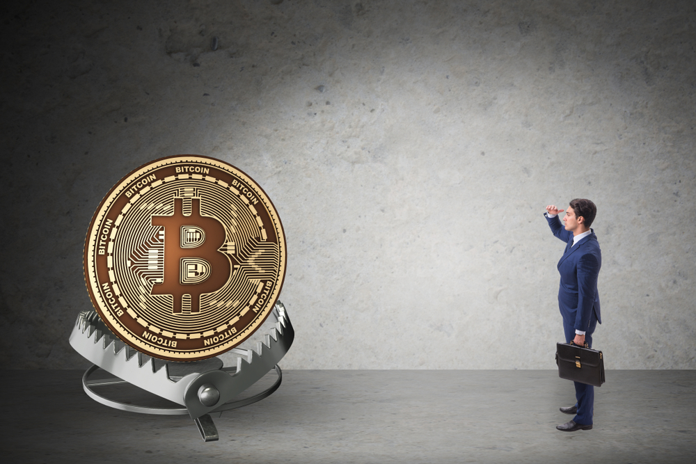 Bitcoin Cryptocurrency Trap