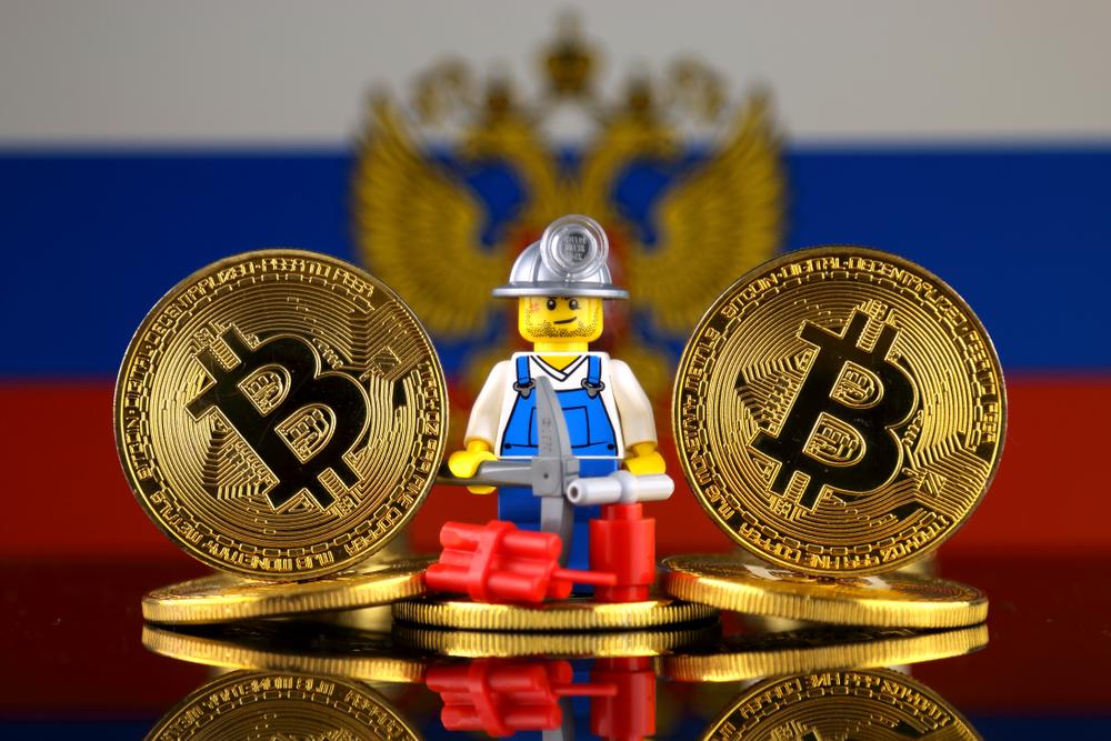 Russia Bitcoin Mining