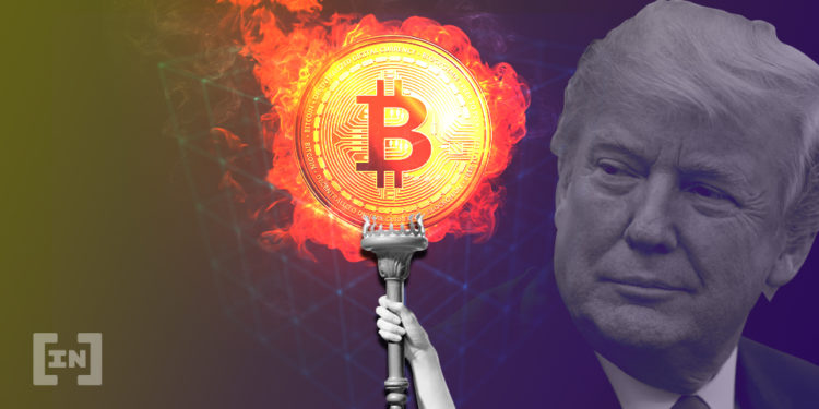 Трейдеры покупают Трампа за доллар