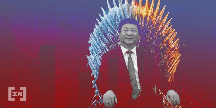 WSJ: блокчейн-инициативы дадут Китаю контроль над интернетом