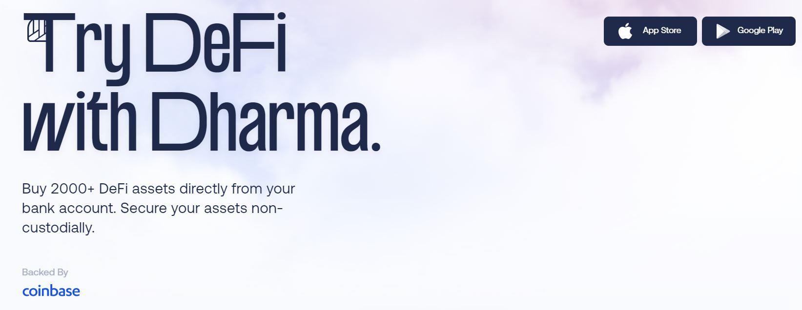 официальный сайт Dharma