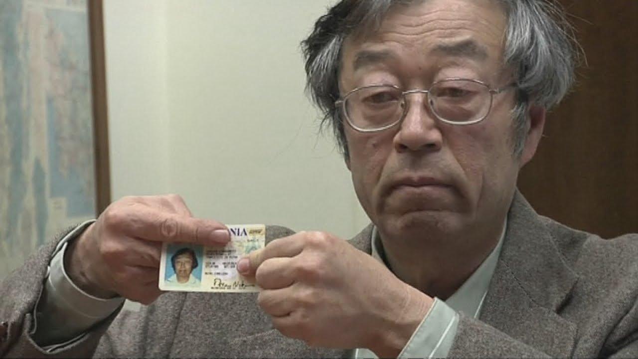 Один из претендентов на имя Сатоши Накамото - Дориан Накамото