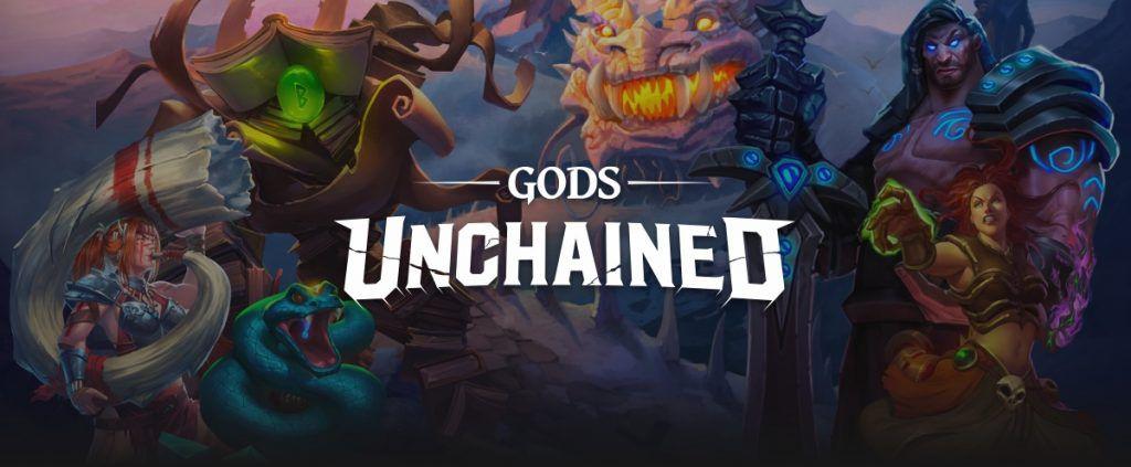Обложка игры Gods Unchained