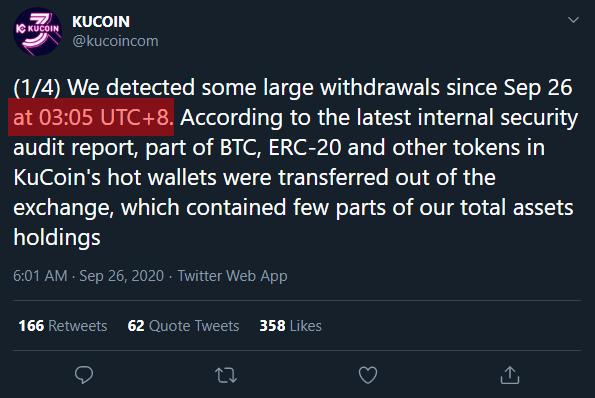 twitter kucoin crypto exchange