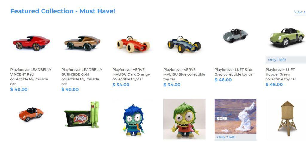 Предложения Tenacious Toys