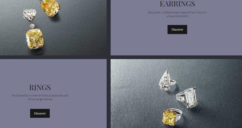 Предложения о покупке драгоценностей на Samer Halimeh New York