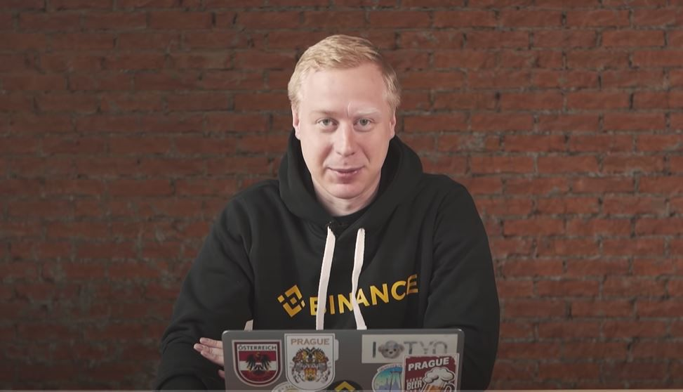 Директор Binance в России и СНГ Глеб Костарев, лидеры криптосообщества России