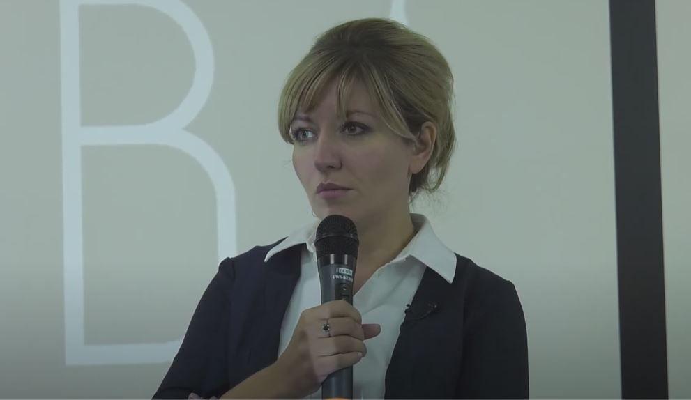 Элина Сидоренко, лидеры криптосообщества России