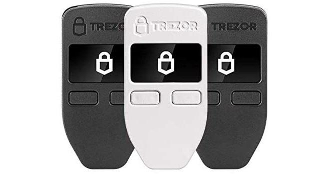 Кошелек Trezor One