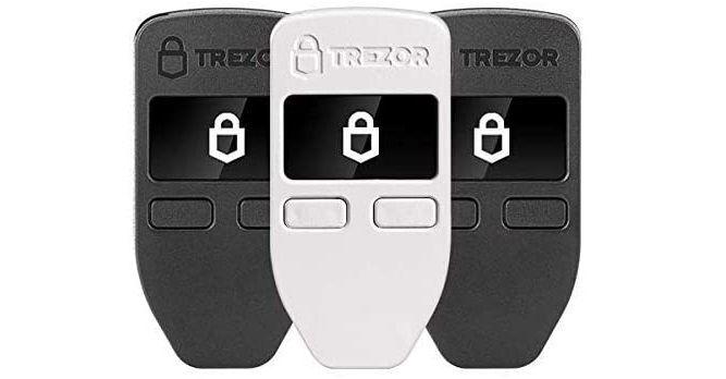 Криптовалютные кошельки Trezor