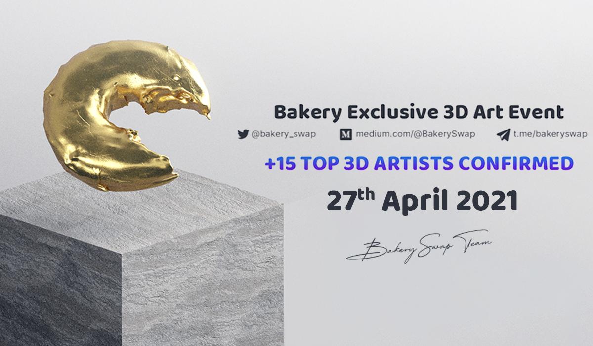 Binance Smart Chain собирает самых талантливых 3D-художников