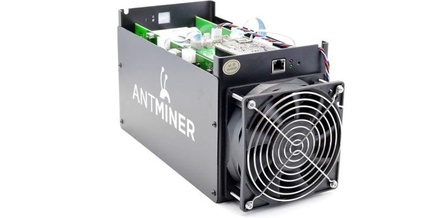 Майнер Bitmain Antminer S5