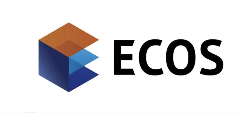 Логотип ECOS