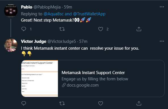 Мошенники MetaMask
