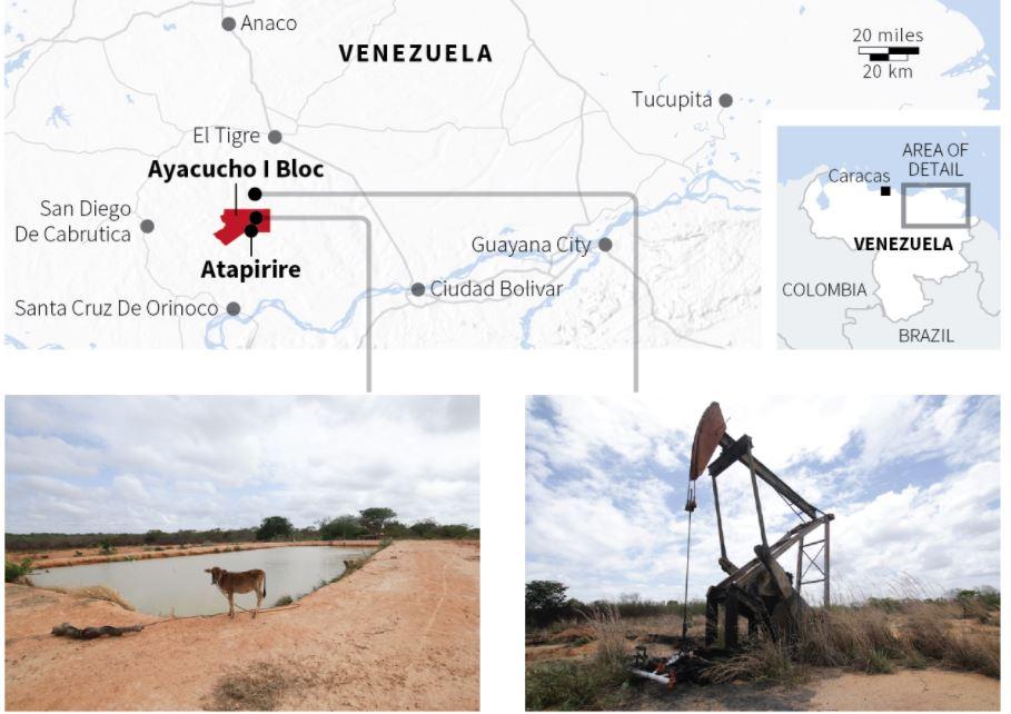 Расследование Reuters о Petro