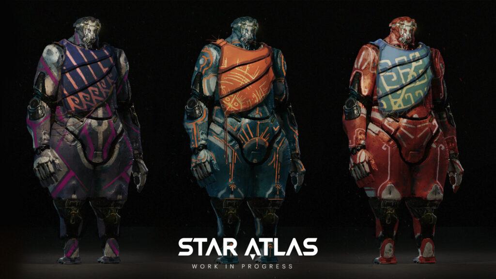 Концепт-арты Star Altas